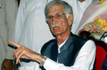 No fear of any probe against me; says Pervez Khattak