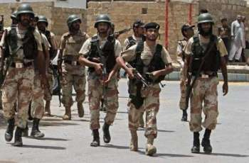 Punjab Rangers apprehends group of individuals involved in Hawala, Hundi