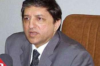 سینیٹءِ قائمقام چیئرمین سلیم مانڈوی والاءَ سندھ ءَ گیس نہ بوہگءَ جیڑہءَ کمیٹی ءِ ہوالگ کتگ