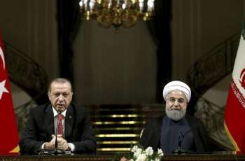 Iranian President to Visit Ankara on Wednesday Upon Erdogan's Invitation - Statement