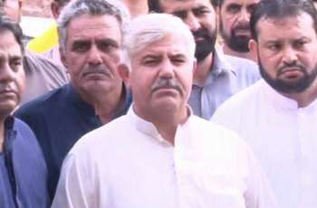 Backed by PM's vision KP police emerge as professional force: Khyber Pakhtunkhwa (KP) Chief Minister (CM), Mehmood Khan