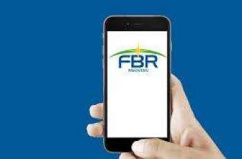 Pursuing innovation: Federal Board of Revenue (FBR) to develop mobile app to file online return