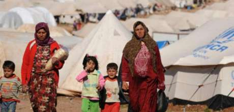 UNHCR appeals for continued aid to Syrian refugees in Jordan