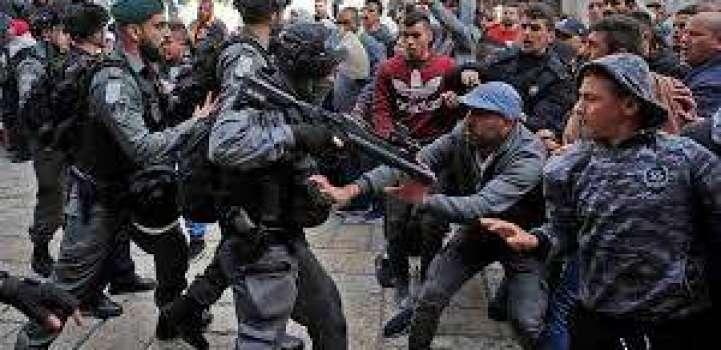 د اسرائيلي ځواكونو په ډزو كښې  فلسطينې ځوان شهيد