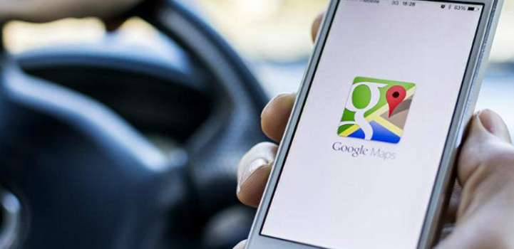 Want to drive using Google maps? Beware!