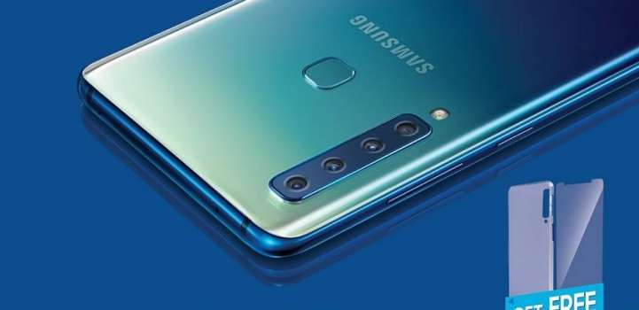 Samsung Pakistan Launches the World's First Ever Quad Camera Sm ..