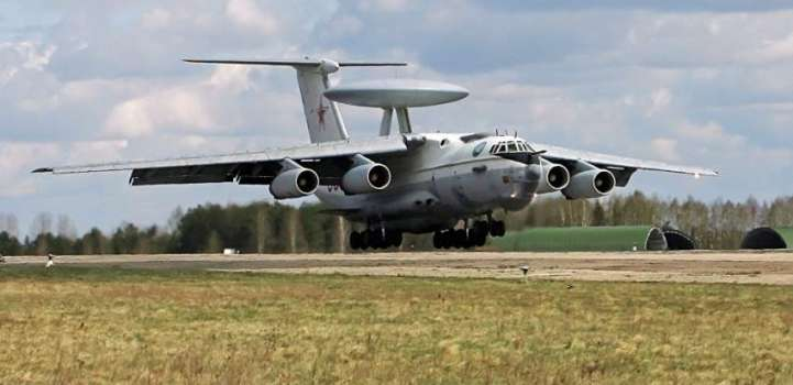 Radar on Russia's A-50U AWACS Plane Can Detect New Types of Aeria ..