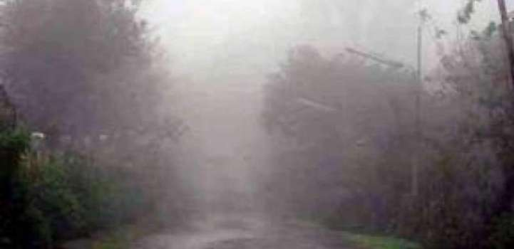 Cold, dry weather in most parts of country, rain at isolated plac ..