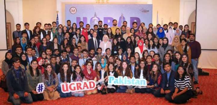 Over 135 Pakistani Students Prepare for a Semester Exchange in th ..