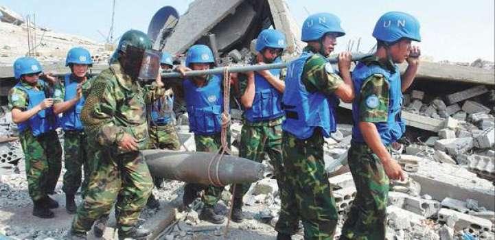 China sends 100 peacekeepers to Sudan