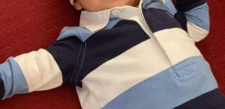 Shoaib Malik, Sania Mirza's baby finally says hello to the worl ..