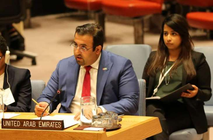 UAE encourages international community to recommit to the Palestinian people
