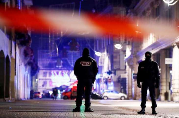 Three killed, 13 wounded in Strasbourg attack: officials