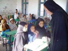 61 teachers regularized in KP