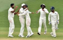 India end 10-year Australia drought in first-Test thriller