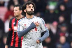 Klopp 'not one second worried' about Salah's early season form