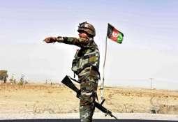 مقتل 12 من رجال القوات العسکریة الأفغانیة عبر الھجوم الانتحاري في اقلیم خوست بأفغانستان