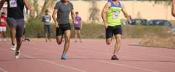 Lahore boys win athletics title