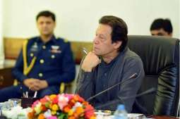 Prime Minister Imran Khan reviews performance of 26 ministries
