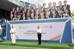 FIFA chief Infantino headlines Dubai International Sports Conference speakers' list