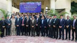 Regional counterparts discuss ways to effectively combat drug trafficking