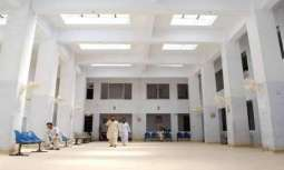 MS Civil Hospital pays surprise visit to hospital