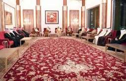 أمير المنطقة الشرقية ينقل تعازي خادم الحرمين الشريفين لملك البحرين في وفاة الشيخة نورة آل خليفة