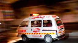 Constable killed in a road mishap in Rajanpur