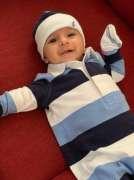Shoaib Malik, Sania Mirza's baby finally says hello to the world