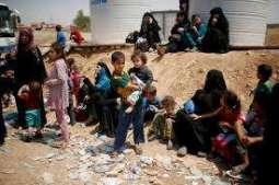 عراق څخه د داعش عسکریت خوښو څخه 30 ماشومان روسيې ته ورسولې شول