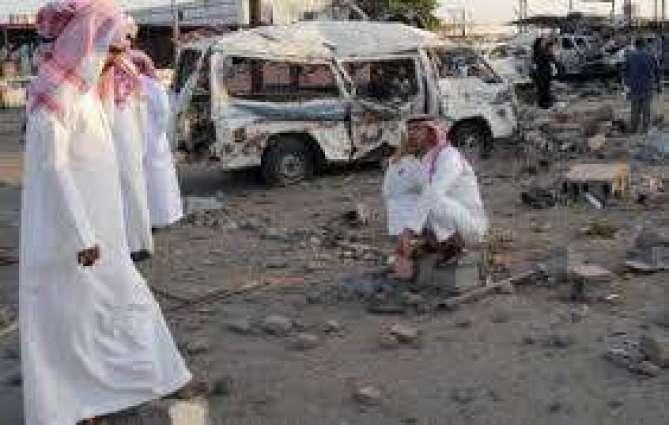 باغیاںدے زیر کنٹرول یمنی دارالحکومت صنعا توں 50 زخمی حوثی باغیاں کوں اقوام متحدہ دے چارٹر جہاز دے ذریعے مسقط منتقل کیتا ویسی، سعودی خبر رساں ادارہ