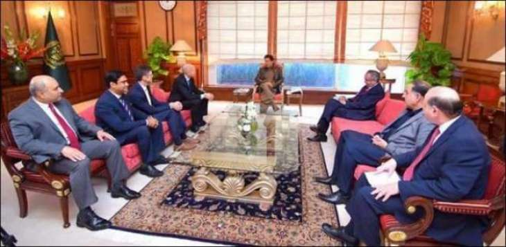 پاکستان وچ سرمایہ کاری تسلی بخش قرار وزیر اعظم نال ملاقات مگروں ناروے دی موبائل کمپنی نے پاکستان وچ سرمایہ کاری دے تجربے نوں تسلی بخش قرار دے دتا