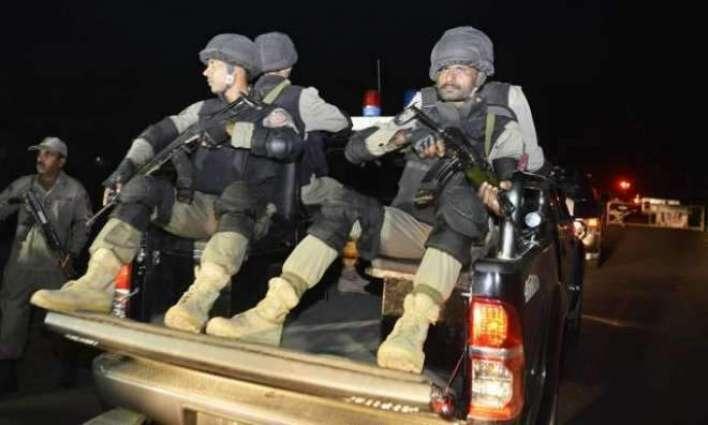 دہشت گرداں دا پنجاب رینجرز اُتے حملا جوابی کارروائی دوران 1 دہشت گرد ہلاک تے اوہدے ساتھی فرار ہون وچ کامیاب ہوگئے