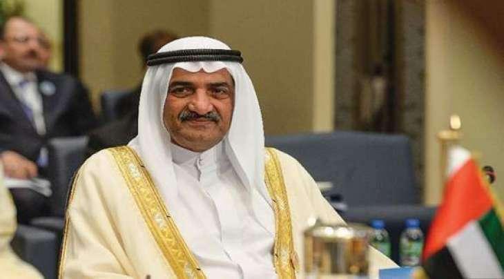 Fujairah Ruler offers condolences on death of Mohammed Ahmed Al Habtoor