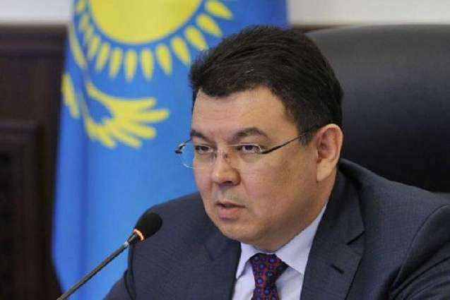 Kazakhstan Ready to Reduce Oil Output Under OPEC-Non-OPEC Deal - Energy Minister
