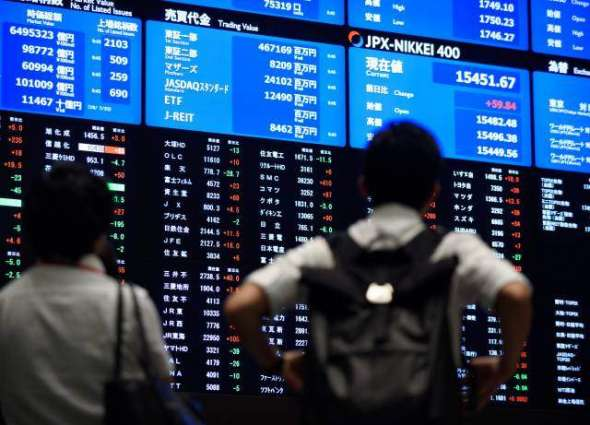 Tokyo stocks close higher on relief at US Fed report 07 December 2018