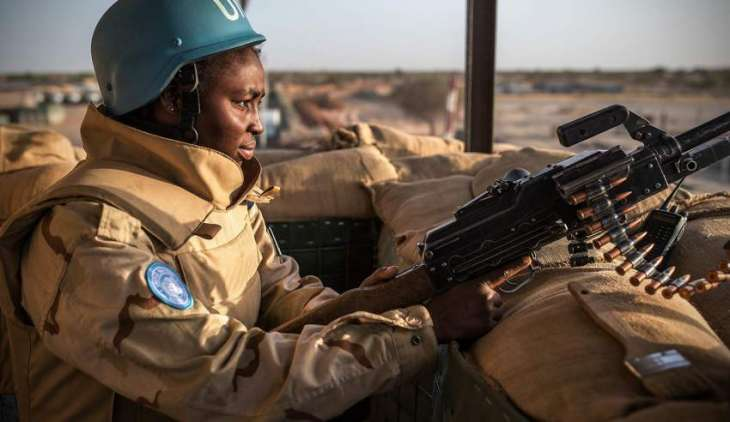 African Union Says Proposes to Set Up Brigade Within UN Mali Mission to Combat Terrorism