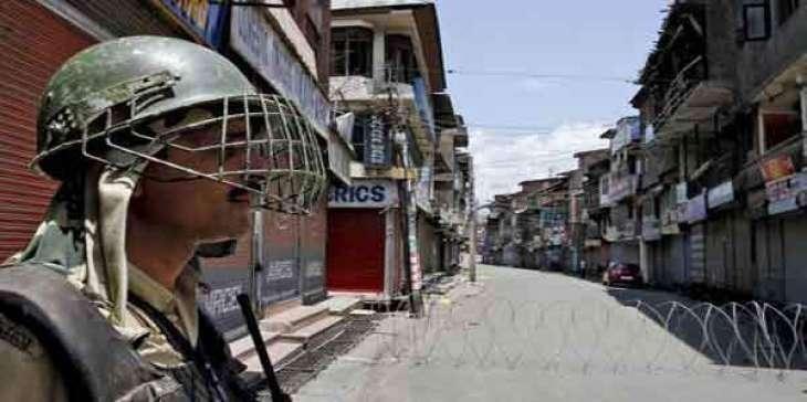 JRL calls shutdown in IOK poll-bound areas tomorrow