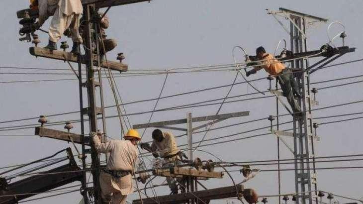 85 power-pilferers booked in Multan