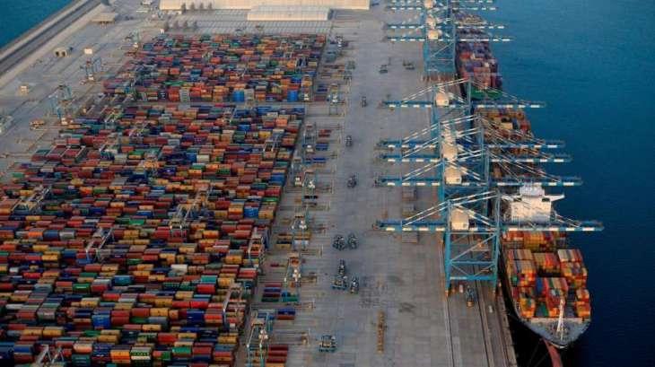 CSP Abu Dhabi Terminal Opens At Khalifa Port   Pakistan Point
