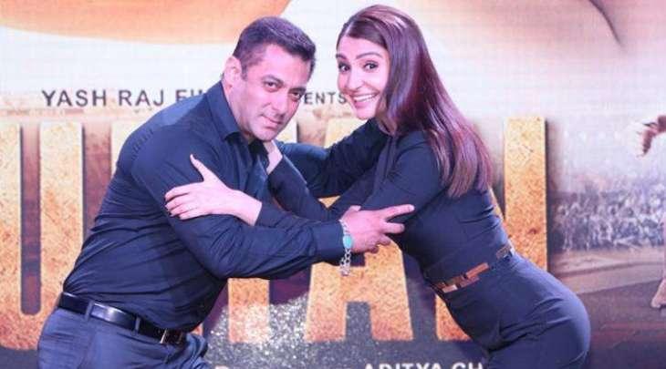 سلمان خان اتے انوشکا شرما داسنجے لیلا بھنسالی دی نویں فلم اچ کم کرنڑ دا امکان