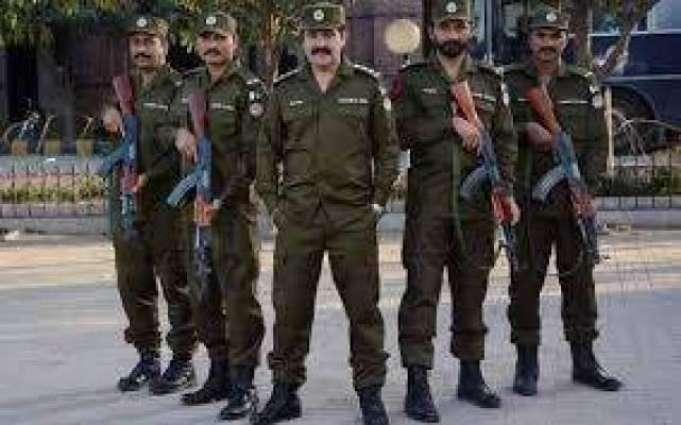 پنجاب پولیس دی پرانی وردی بحال کرن دا حتمی فیصلا