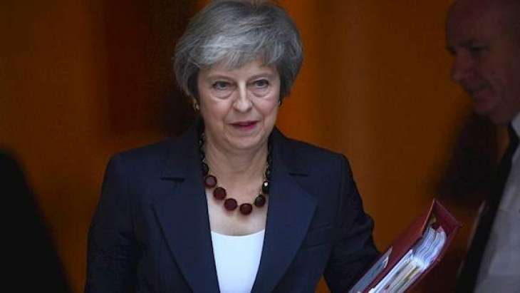 UK Prime Minister Says Not Expecting 'Breakthrough' on Brexit Deal at EU Summit