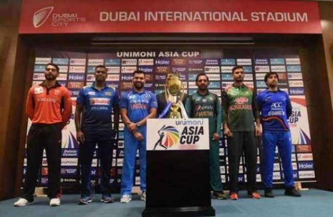 11سال بعد پاکستان وچ عالمی کرکٹ واپس آ گئی  پاکستان نوں ایشیا کرکٹ کپ 2020دی مجمانی مل گئی