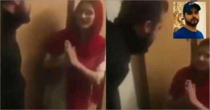 سوشل میڈیا اُتے وائرل ویڈیو وچ سوانی اُتے تشدد کرن والا کون سی؟پتا چل گیا