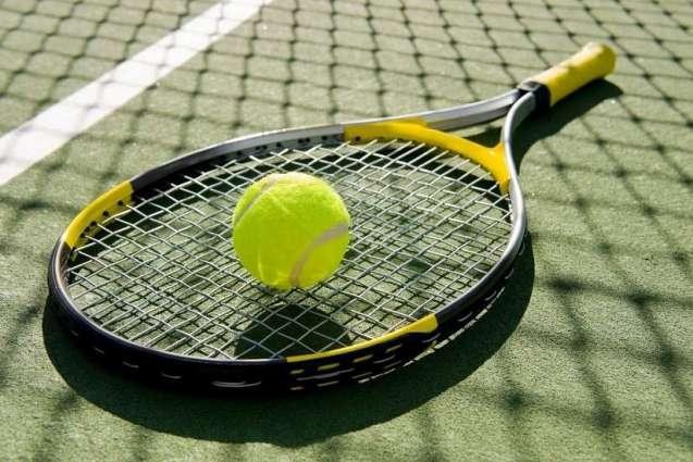 Benazir Bhutto Shaheed National Ranking Tennis Tournament-2018