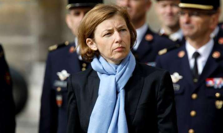French Defense Minister Florence Parly Says IS Not Yet Wiped Off ...