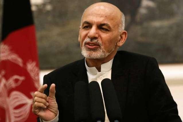 اوغانستان کن امریکہ نا خصوصی مندوب زلمے خلیل زاد کابل آ سرمس