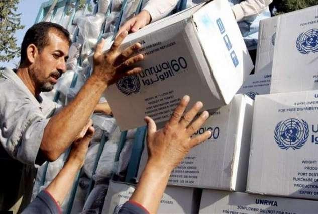 ورلڈ فوڈ پروگرام نا فنڈ اٹی کمتی نا سوب آن فلسطینی تے کن امداد اٹی کمتی نا پڑو، اسہ لکھ 90 ہزار فلسطینی زہمی مریرہ