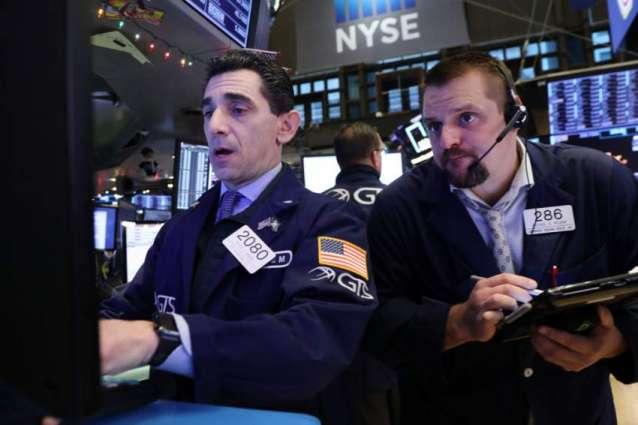 US Stocks Slump Ahead of Christmas Holiday